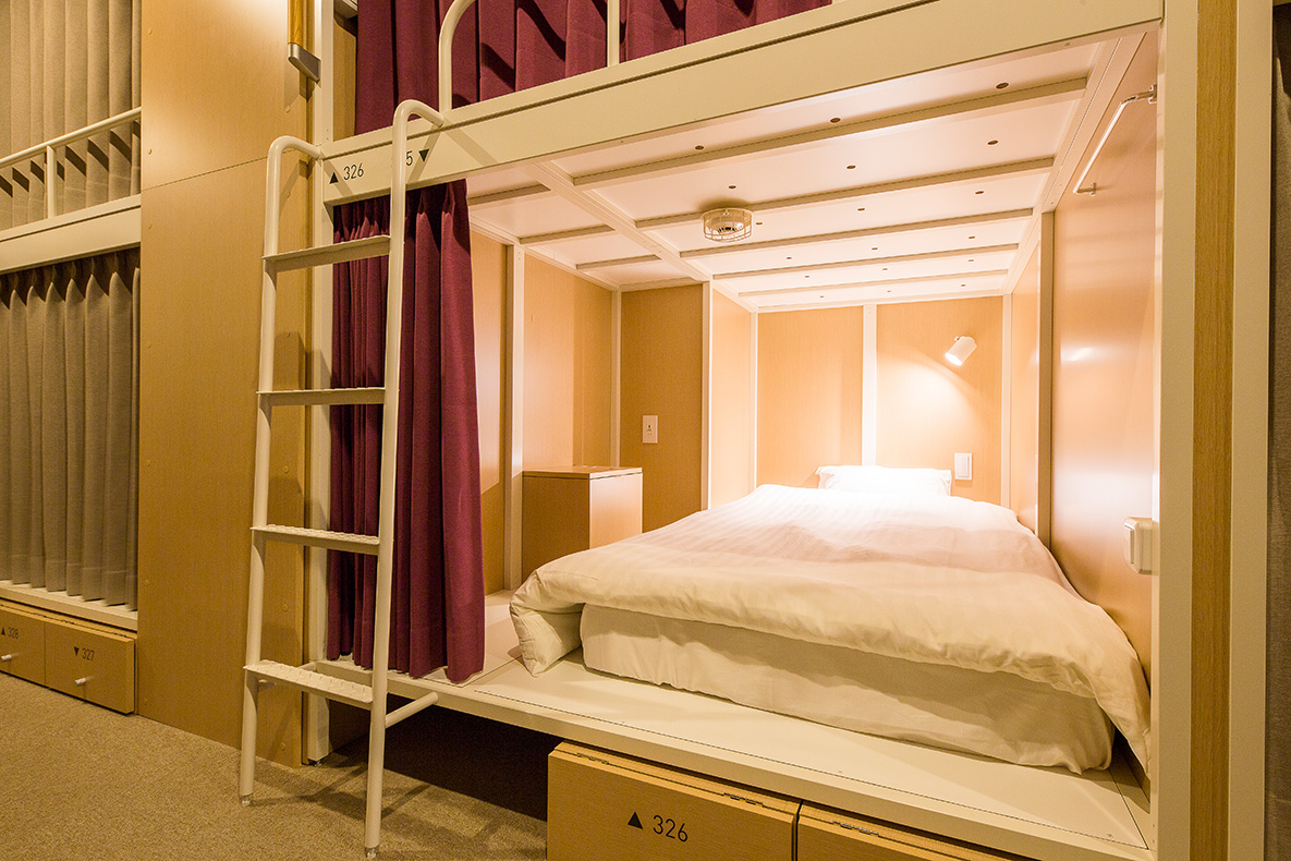 Female dormitory room only 3f grids sapporo for Room grid